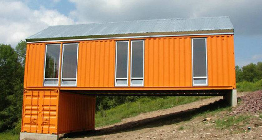 Top Shipping Container Homes