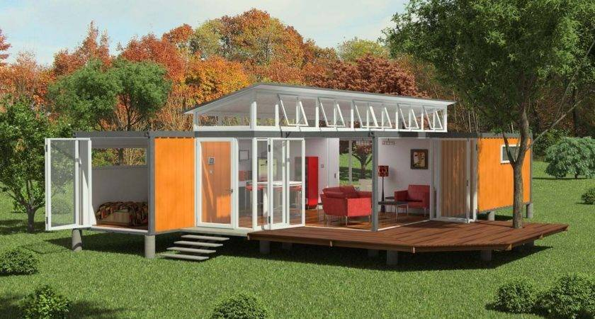 Top Simple Container Home Designs