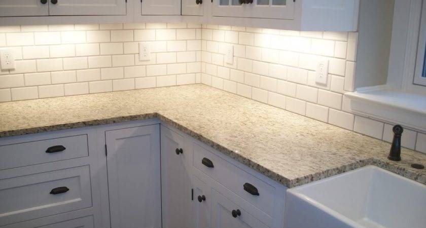 Top Subway Tile Backsplash Design Ideas Various Types