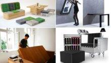 Top Transforming Furniture Items Small Apartments