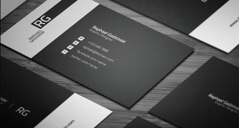 Top Unconventional Business Card Designs