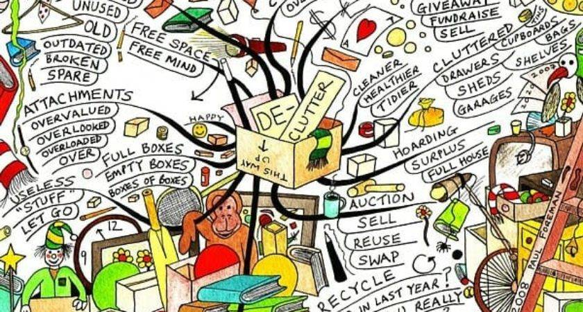 Top Ways Reduce Clutter Andrea Dekker