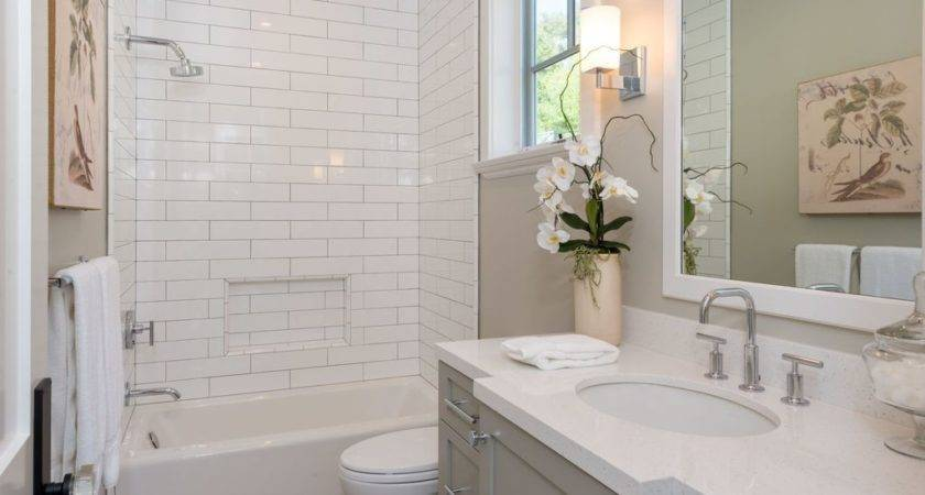 Traditional Bathroom Los Angeles Zillow Digs