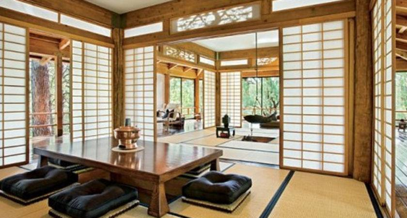 Traditional Japanese House Decorations Stunning Forest