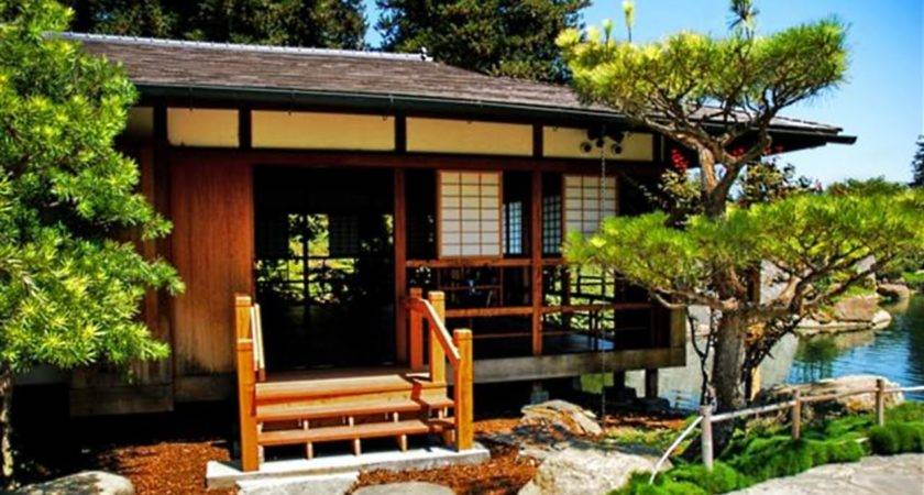 Traditional Japanese House Garden Japan Interior