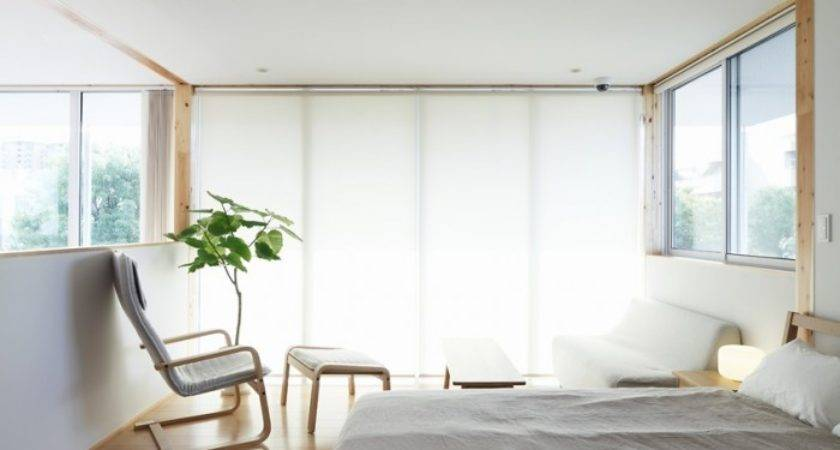 Traditional Japanese Style Blent Contemporary Interior