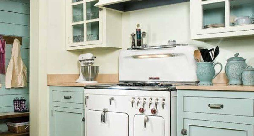 Trend Two Tone Kitchen Cabinets