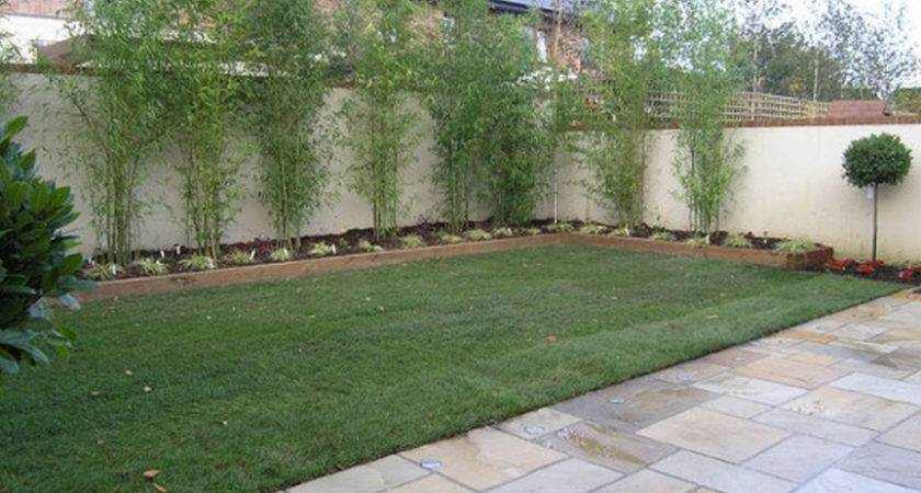 Triyae Simple Small Backyard Landscaping Ideas