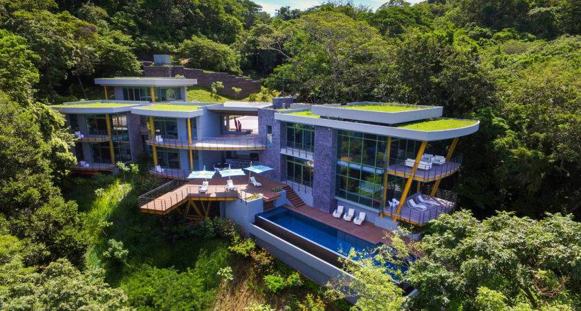Tropical Modern Luxury Home Jungle Idesignarch