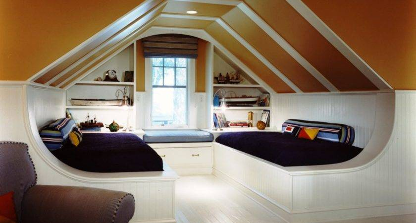 Turn Your Home Attic Into Living Space