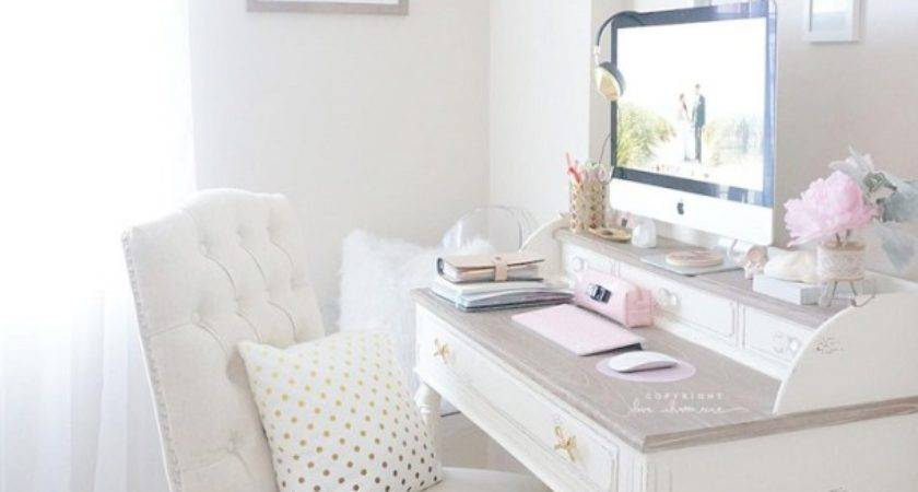 Turn Your Home Office Into Space Love Hypnoz Glam