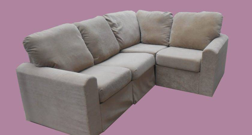 Uhuru Furniture Collectibles Small Modular Sectional Sold