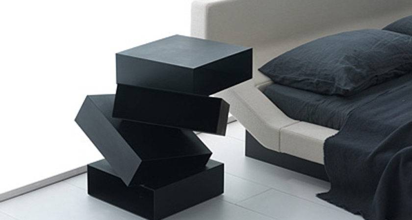 Unique Bedside Table Designs Iroonie