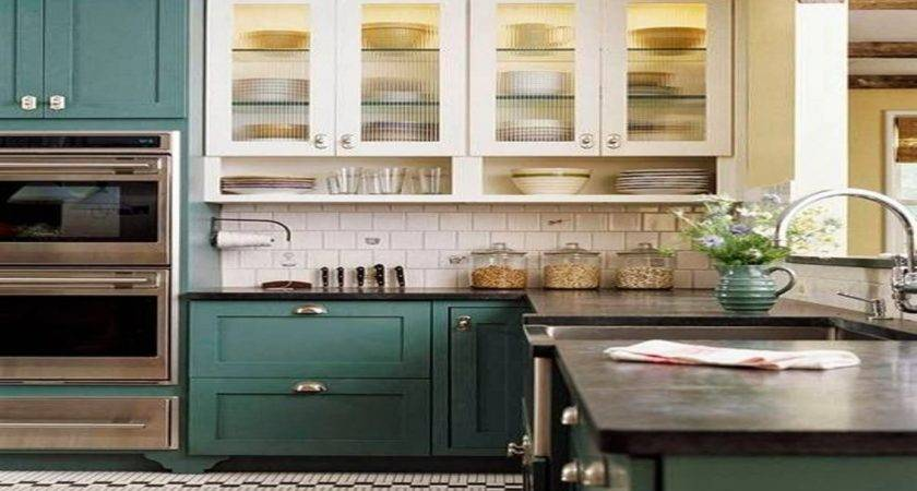 Unique Best Color Paint Kitchen Cabinets