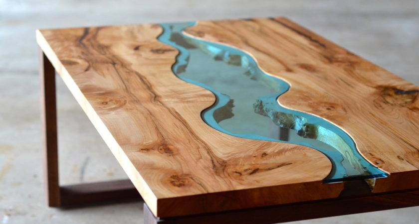 Unique Coffee Tables Unrivaled Beauty Singular