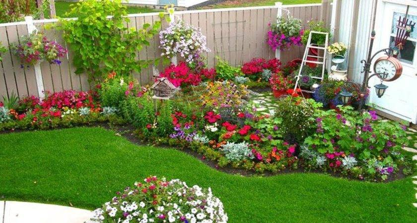 Unique Small Flower Garden Ideas Gardening