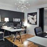 Unique Small Modern Home Office Design Ideas Interior