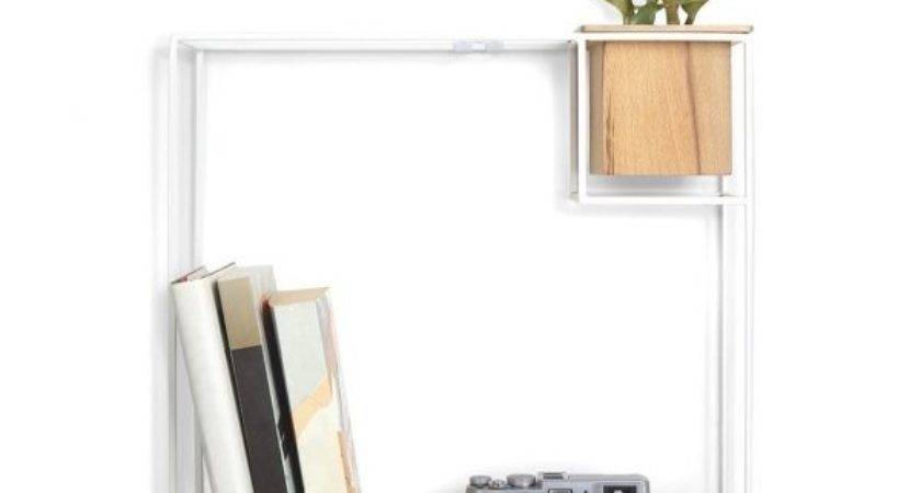 Unique Wall Shelves Make Storage Look Beautiful