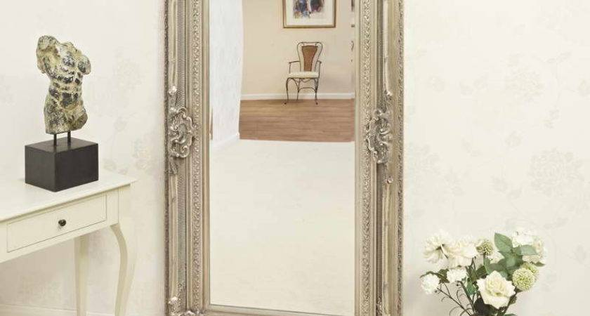 Unusual Mirrors Living Rooms Modern House