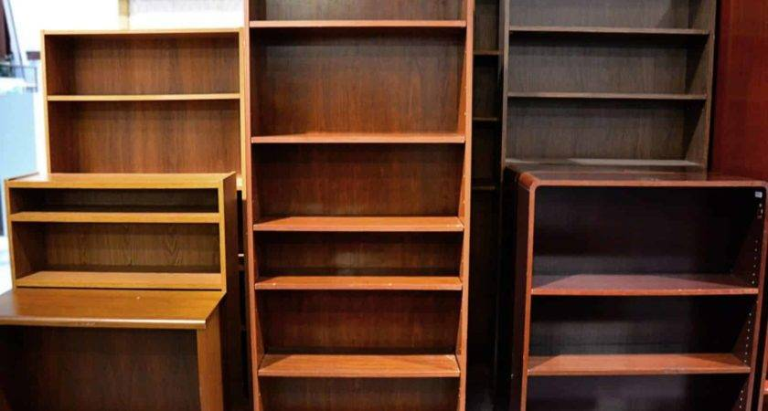 Used Bookcases Office Barn Tyler