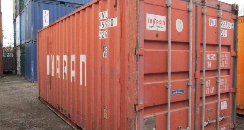 Used Shipping Container Sale