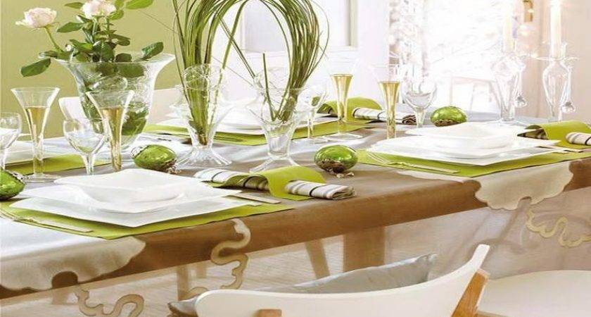 Useful Dining Table Decoration Ideas