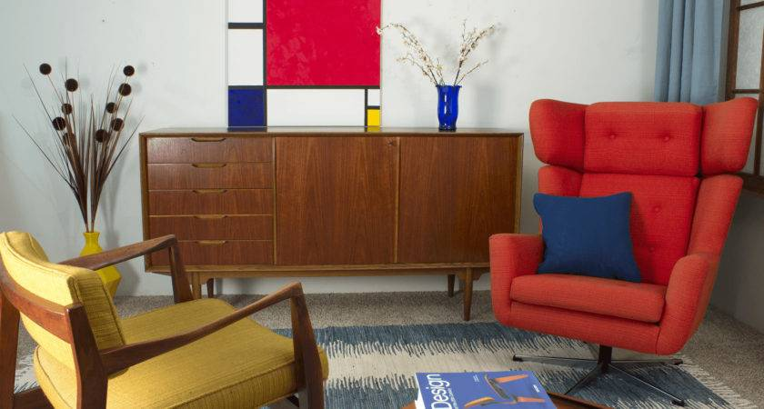 Using Primary Color Palettes Midmod Decor