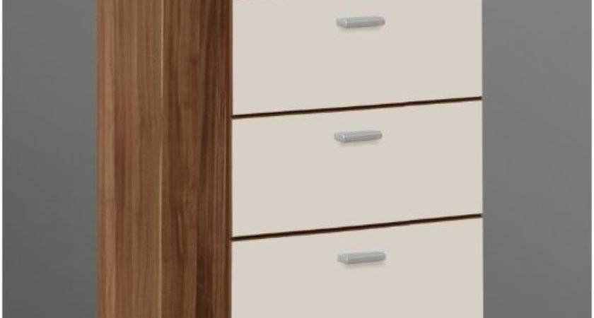 Valencia Narrow Chest Drawer Bedroom Furniture High