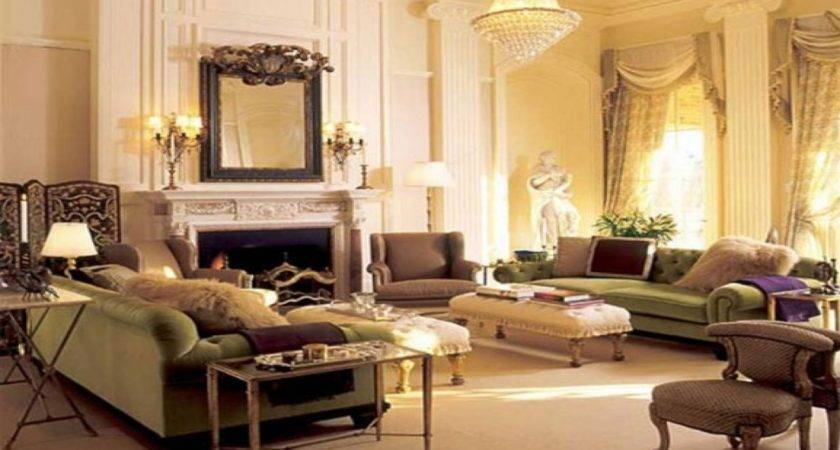 Victorian House Interior Living Room Pin