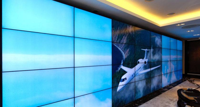Video Wall Trumatrix Gloax Solutions