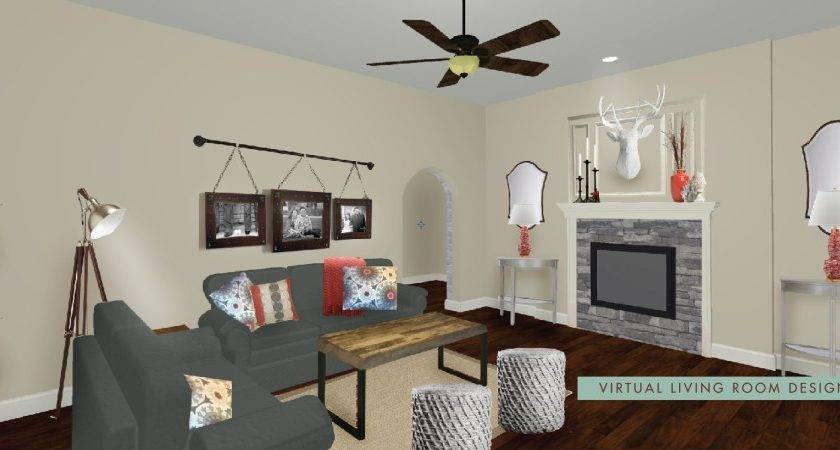 Virtual Home Decorating