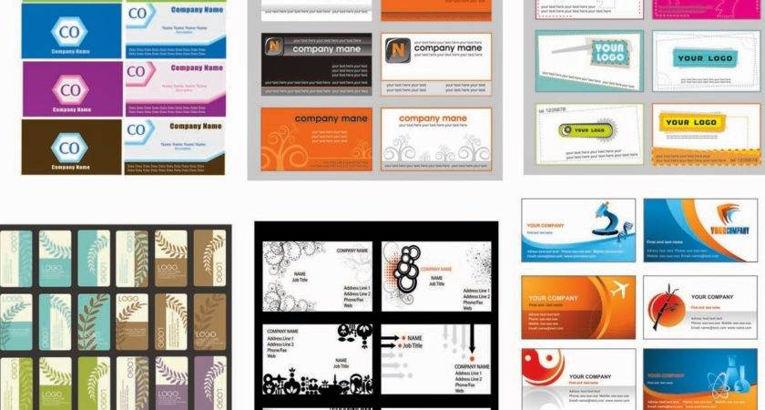 Visiting Cards Cdr Format Collection New Crack Software
