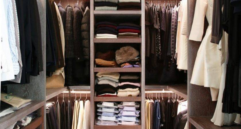 Walk Closet Contemporary Modern