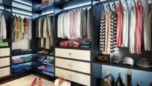 Walk Closet Design Interior Ideas