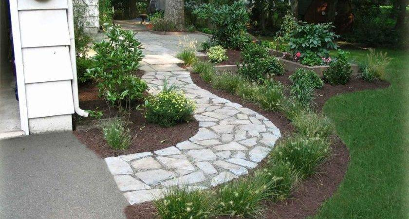 Walkways Creating Curb Appeal Beauty Your