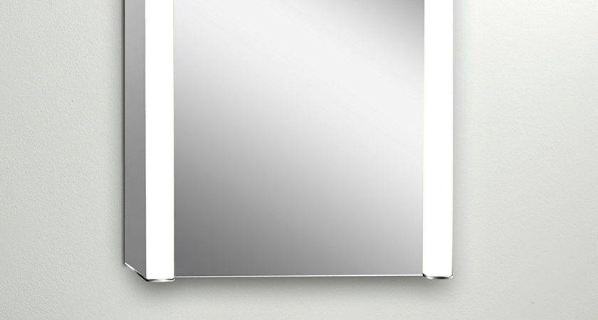 Wall Mounted Mirror Awesome Led Lit Bathroom Mirrors Small