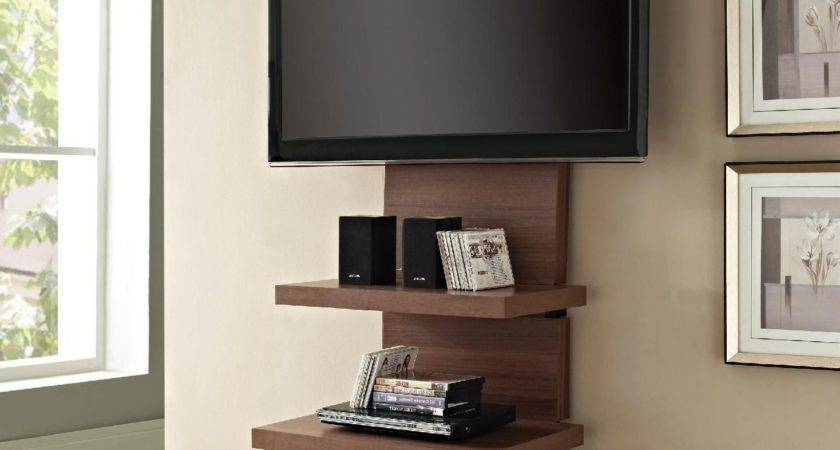 Wall Mounted Stand Ideas Range Motion
