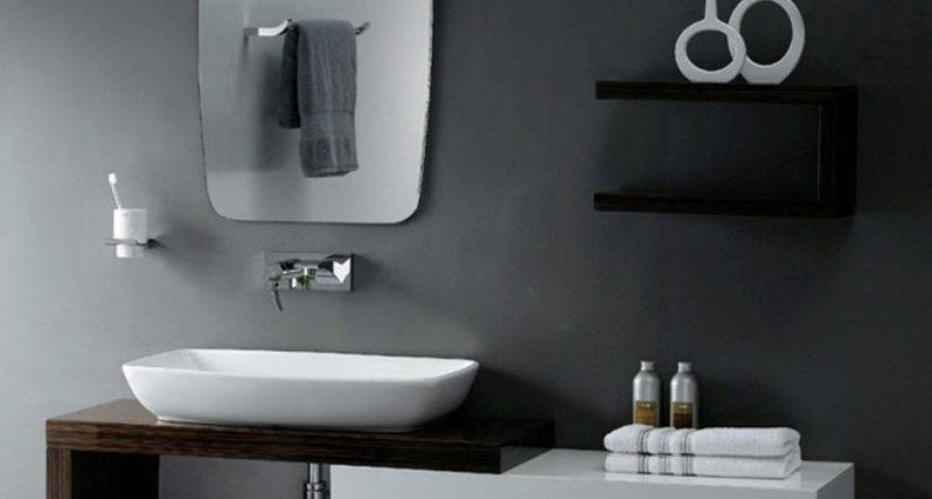 Wall Mounted Vanities Small Bathrooms Kbdphoto
