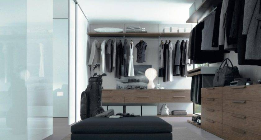 Wardrobe Closet Walk Design