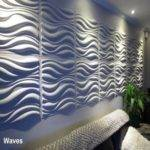 Waves Design Decorative Wall Panels Walldecor