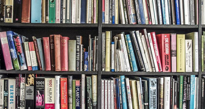 Ways Organise Your Books Ella Place