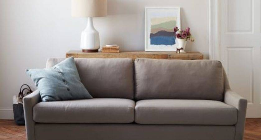 West Elm Sofa Cover Home Honoroak