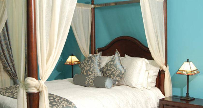 White Canopy Bed Curtain Iroonie