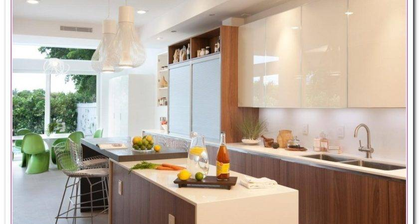 White Colored Kitchen Granite Countertop Selection