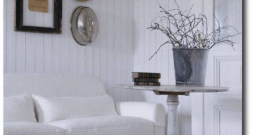 White Decorating Upholstery All Furniture