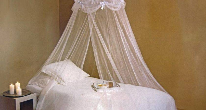 White Mosquito Bed Canopy Suits All Sizes Ebay