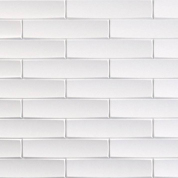 White Subway Tile Texture Fox