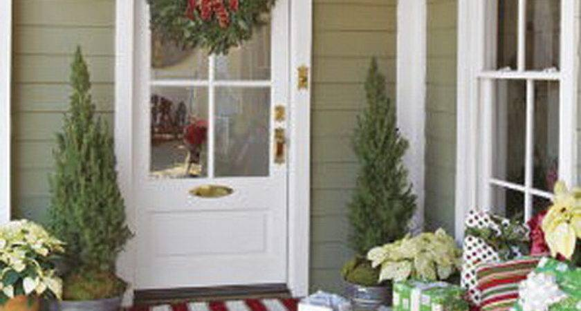 Whole Bunch Christmas Porch Decorating Ideas Style