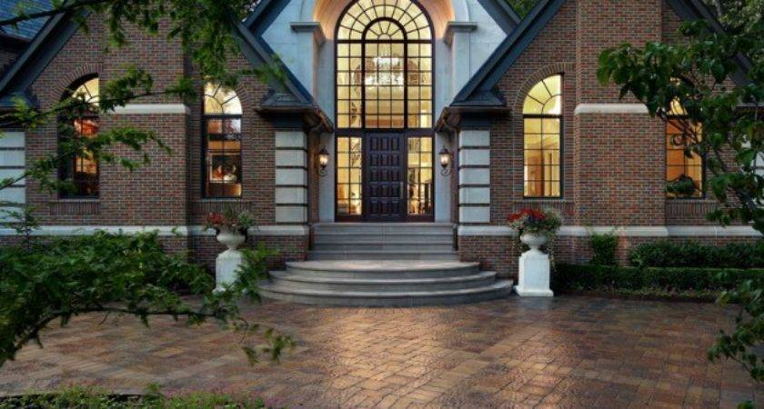 Wicked Transitional Exterior Designs Homes Love