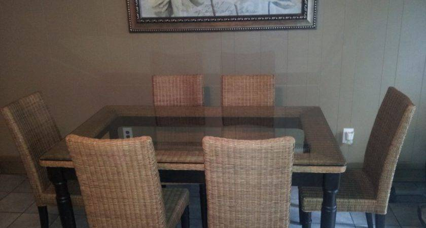 Wicker Dining Chairs Indoor Luneta Side Chair
